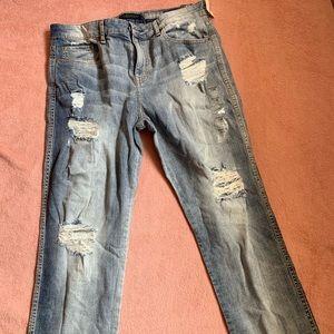 Aeropostale Girlfriend jeans
